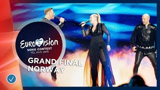 Norway - LIVE - KEiiNO - Spirit In The Sky - Grand Final - Eurovision 2019