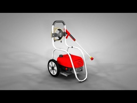 Pressure Washer Model Number Identification