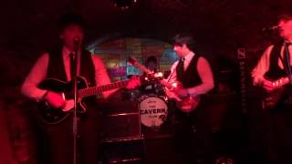 Watch Beatles Three Cool Cats video