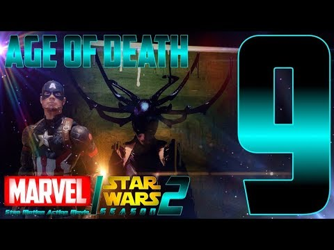 "MARVEL/Star Wars Stop Motion Action Movie - Season 2: Episode 9 ""Age of Death"""