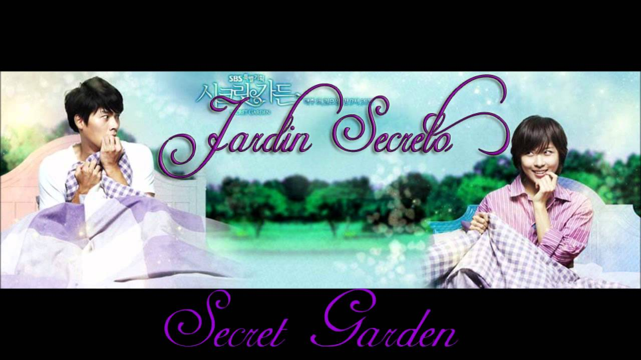 Jardin secreto secret garden soundtrack 3 versi n piano for Jardin secret piano