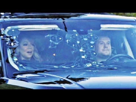 Mariah Carey Returns to James Corden's 'Carpool Karaoke' for Christmas Edition
