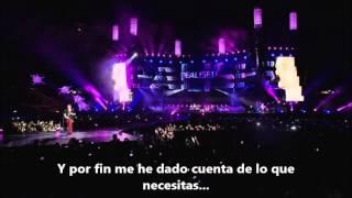 Muse - Madness (Subtitulada en Español) [Live At Rome]
