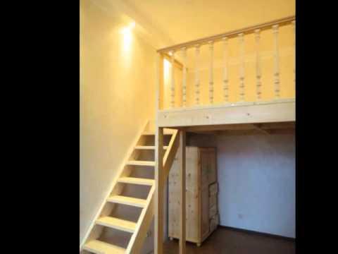 Лестницы для кроватей чердаков своими руками