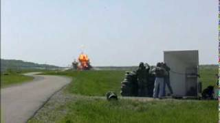 Javelin Live Fire Test Vs. T-72