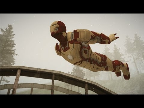 GTA San Andreas : Iron Man Mark 42