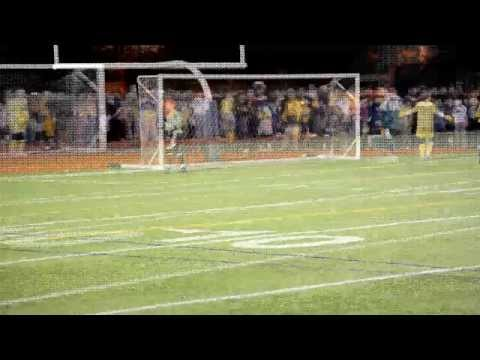 St. Edwards vs St Ignatius High School Soccer Regional Finals 2013 - Penalty Kicks (PKs)