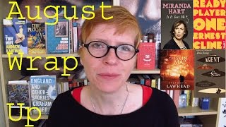 August Wrap Up 2014