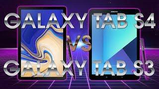 SAMSUNG GALAXY TAB S4 vs GALAXY TAB S3 - Review comparativa en español