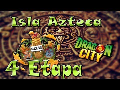 Dragon City - Evento Isla Azteca - 4 Etapa - Como conseguir a Aztec Emperor