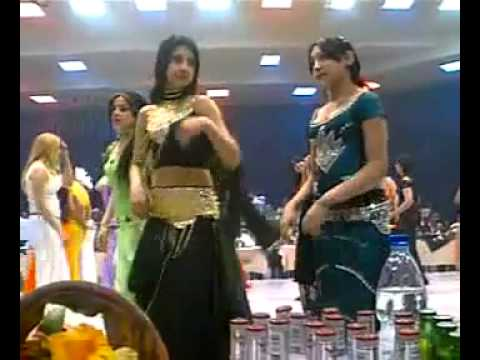 Dubai Teen Arab Girls Dancing In Hotel -shahnawaz- YouTube.flv