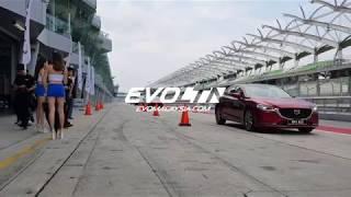 2019 Mazda 3 SkyActiv-G 2.0 Driving Review at Sepang | Evomalaysia.com