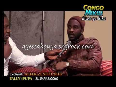 (ayessabouya) Fally Ipupa Aprs avoir rempli le Znith Acte 1