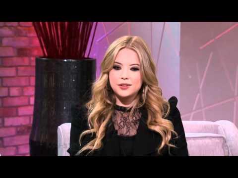 Lucy Hale Ashley Benson - Marilyn Denis Show