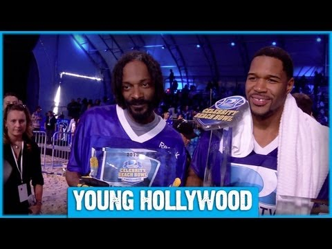 Snoop Dogg is Fan's Choice on Super Bowl Weekend!