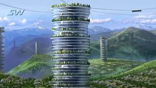 Thông tin công nghệ SkyWay -   Future  linear cities