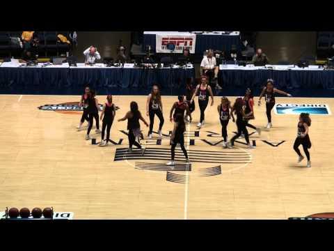 Pandemonium Dance Crew   Halftime Show   DIRECTV CLASSIC 2012