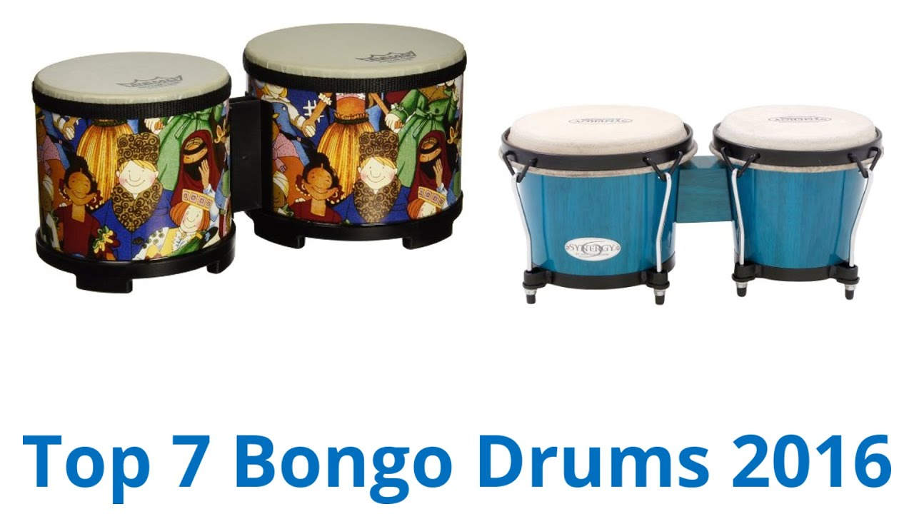 7 Best Bongo Drums 2016