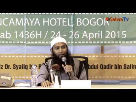 Muslim Family Day Out - Sesi 4 - Fase Dunia Dan Kematian - Ustadz DR.Syafiq Bin Riza Basalamah