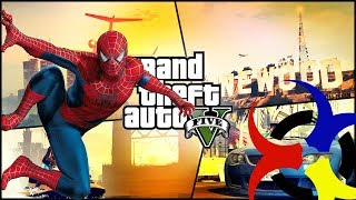 Gta 5 Spiderman Modu Nasıl Yüklenir ? = / Gta 5 Spiderman Mod Installation