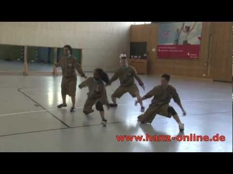 "hanz-online: ""Connected"" - Hip-Hop Streetdance by Own Risk Bad Kreuznach"