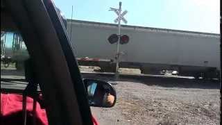 video HERES A ANOTHER TRAIN VIDEO IT WAS DONE THIS AFTERNOON.