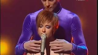 Yulia Savicheva & Jérôme Blanchard (20/12/2008) -  Юля Савичева - Figure skating - Russian song