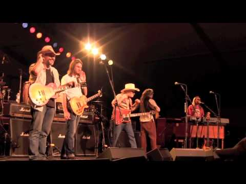 Dickey Betts, Ramblin' Man Marin County Fair 6-30-12