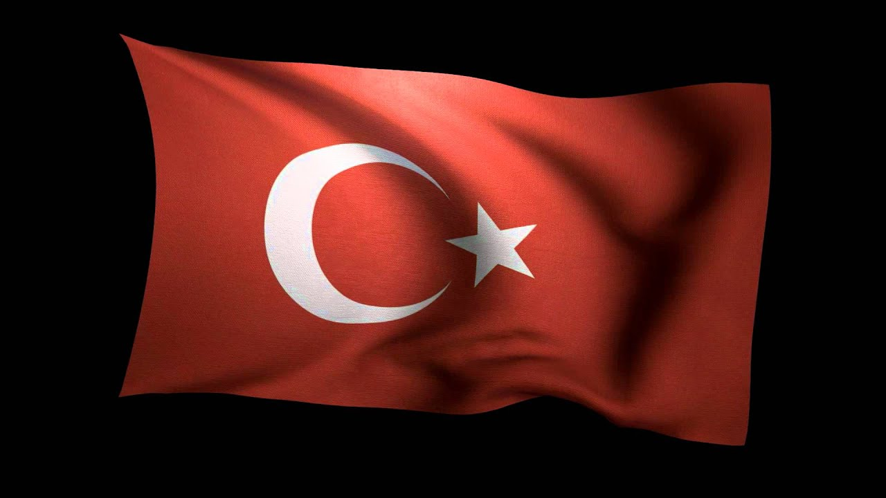 Turkey flag clipart  country flags