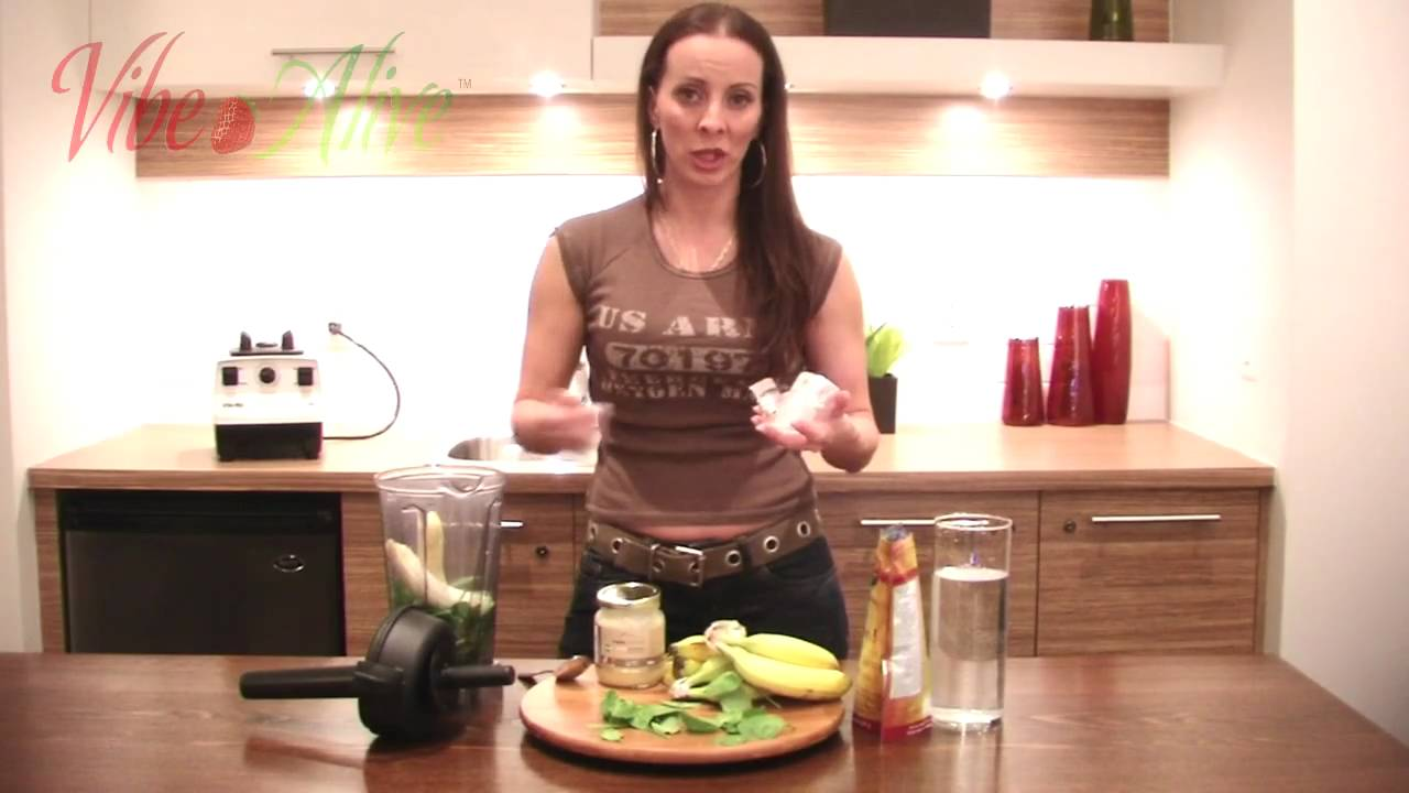 Liquid Nutrition, Happy Hemp Smoothie, Ep 11