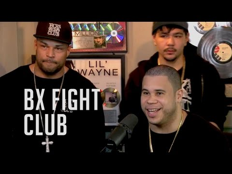 Hot In The Hood bx Fight Club Talk About Getting Started + The Movement W  Ebro In The Morning! video