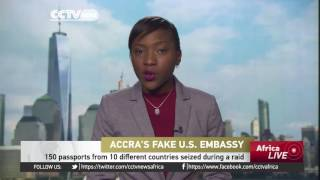 Fake U.S. Embassy busted in Ghana after decade of issuing visas