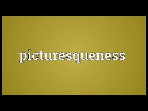 Header of picturesqueness