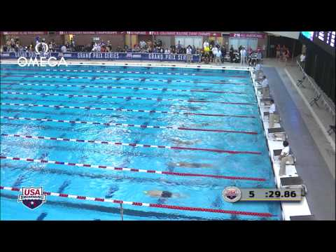 Men's 100m Breaststroke C Final - 2012 Columbus Grand Prix