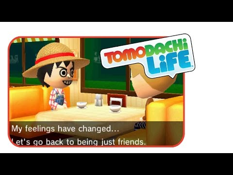 The first Moco Break up (⊙﹏⊙✿) | Tomodachi Life klip izle