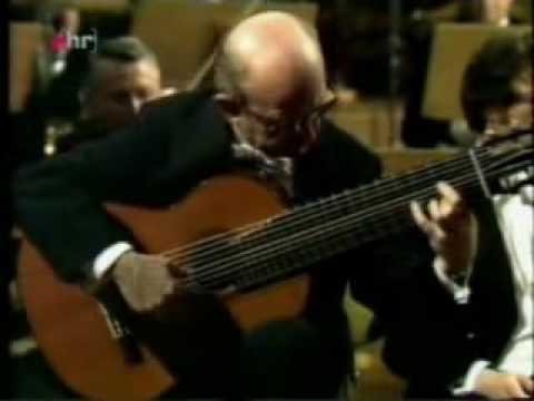 Narciso Yepes - Concierto de Aranjuez (3)