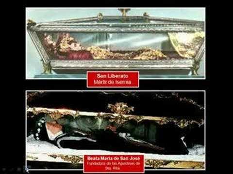 Iglesia Católica (Santos incorruptos)
