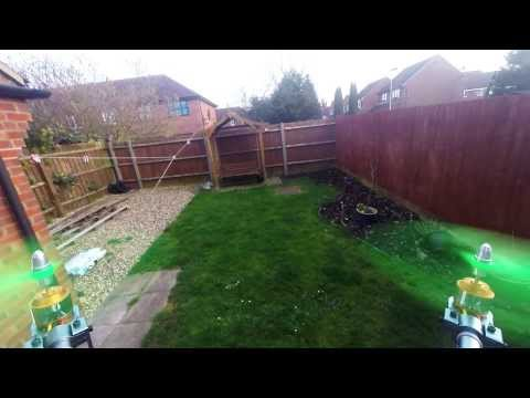 Turnigy Hal GoPro 3+ Test 8 Minutes of boredom