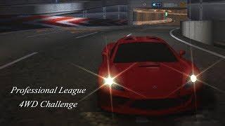 Gran Turismo 3 - Professional League - 4WD Challenge