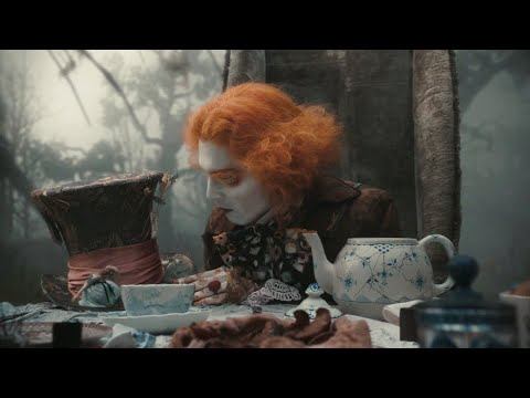 there and back again; Mad Hatter | Alice in Wonderland