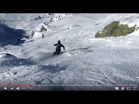 Warren Smith Ski Academy - January 27th - Off Piste Supergroup - Video Blog