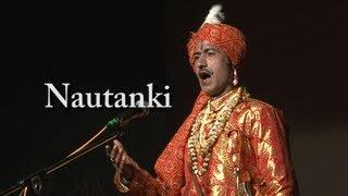 Nautanki - A Short Introduction