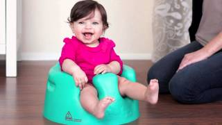 How to use a Bumbo baby seat
