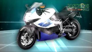 Xe máy điện trẻ em BMW K1300S - WWW.BONGKIDS.COM