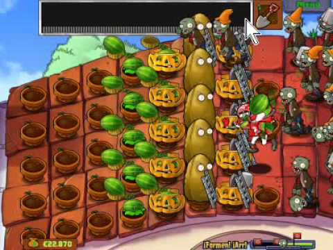 plantas vs zombies la batalla final