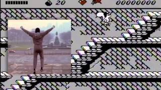 Angry Video Game Nerd 126 - Rocky and Bullwinkle (NES) Español Latino