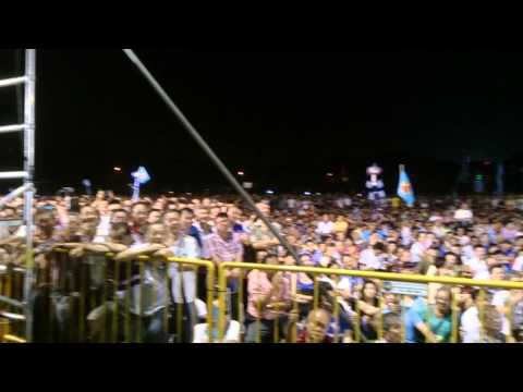 Workers' Party Png Eng Huat at Hougang Central rally