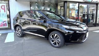 2017 New TOYOTA HARRIER 2.0Turbo 4WD - Exterior & Interior