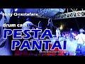 PESTA PANTAI | tony Q rastafara | DRUM CAM