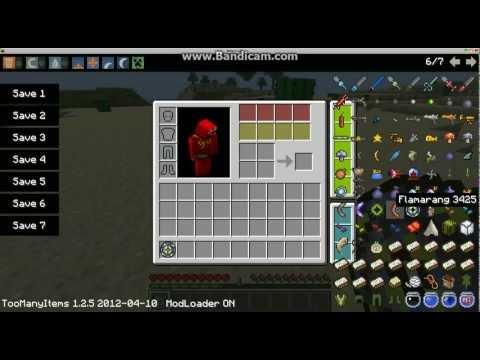 วิธีลง Mod Terraria3D Minecraft 1.2.5